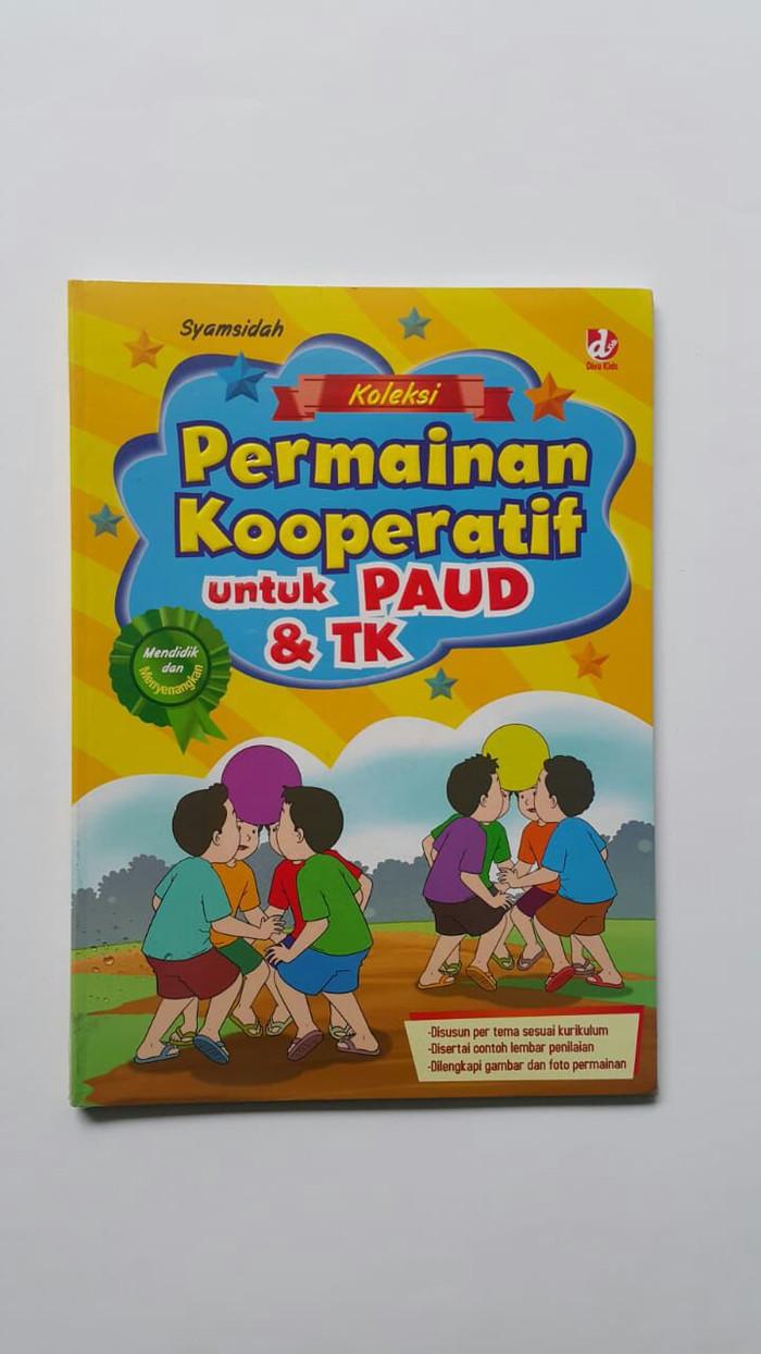 Jual Buku Koleksi Permainan Kooperatif Untuk PAUD & TK Kota Depok GaleriBukuHusna