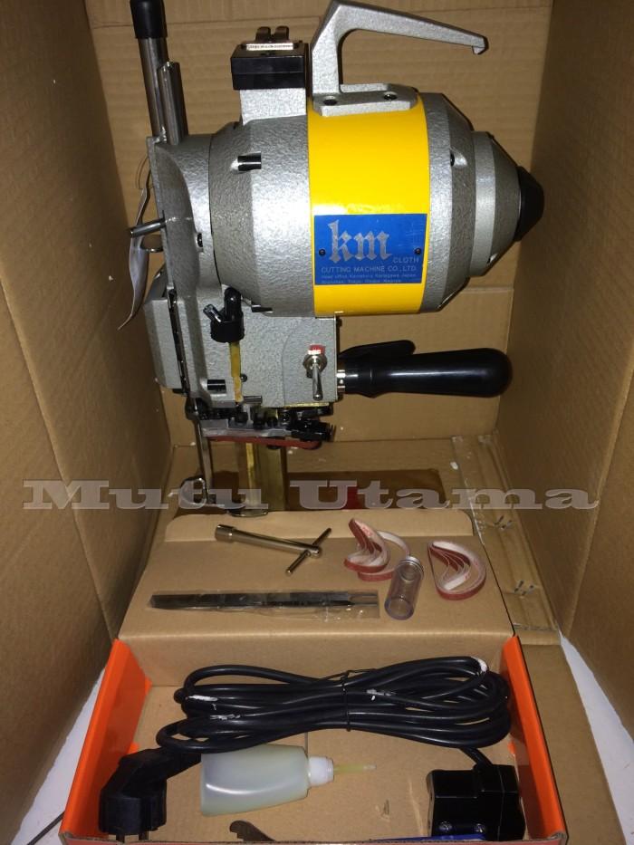 Foto Produk Mesin Potong Kain 5 inch KM dari Mutu Utama Mesin Jahit