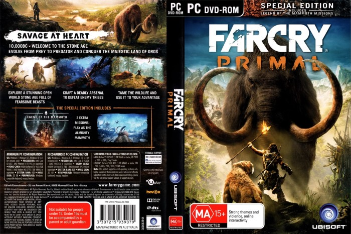 Jual Far Cry Primal Game Pc Games Kab Cilacap Bipz Data Tokopedia