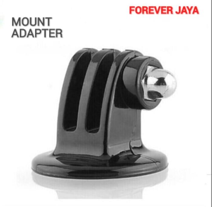 Foto Produk Mount Adapter Tripod Tongsis Monopod for Go Pro Sjcam Yi Action Xiaomi dari Pekanbaru yi cam