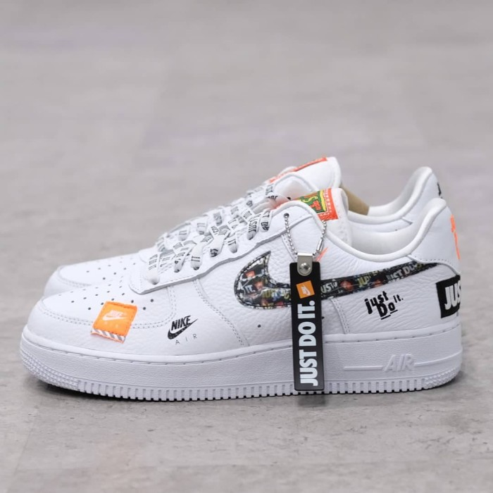 finest selection 7832e 8b99e czech nike air force 1 just do it 100 authentic a7265 19022