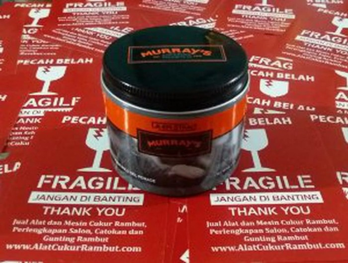 POMADE MURRAY'S LA EM STRAIT (WATERBASED) ORIGINAL USA kosmetik