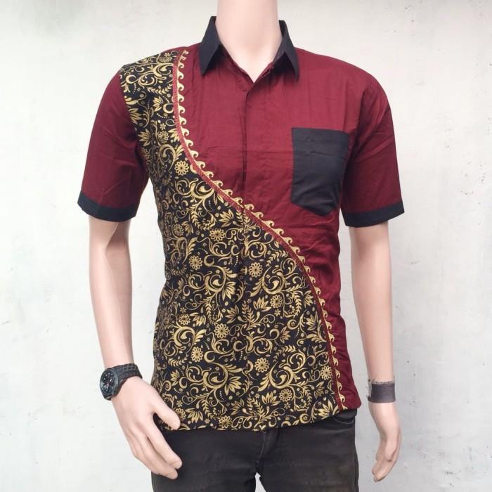 Top 10 Punto Medio Noticias Model Baju Batik Cowok Lengan Panjang