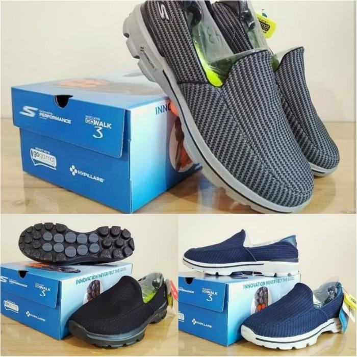 Jual sepatu skechers men go walk 3 salur cek harga di PriceArea.com a4ca9c2020