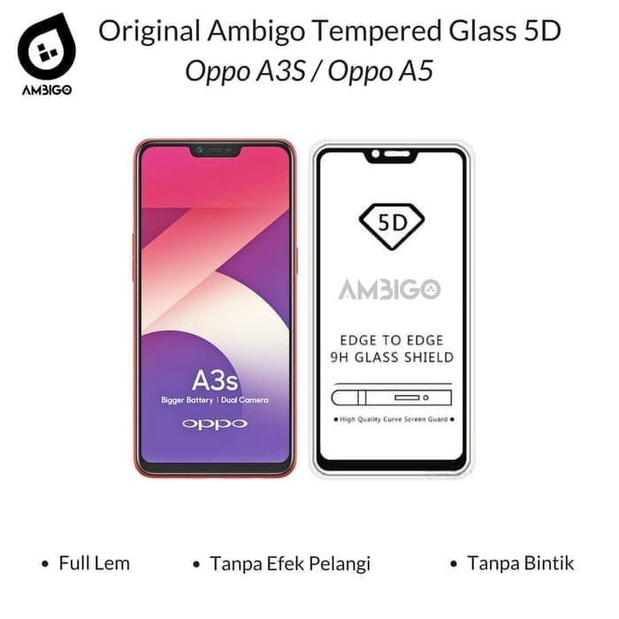 Case Oppo A3S Ipaky Carbon Soft Series Gratis Tempered Glass - FREE TG HITAM