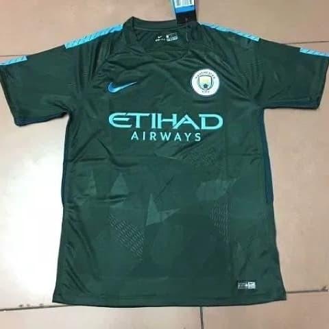 Jersey Manchester City 3rd 2017-2018 Grade Ori