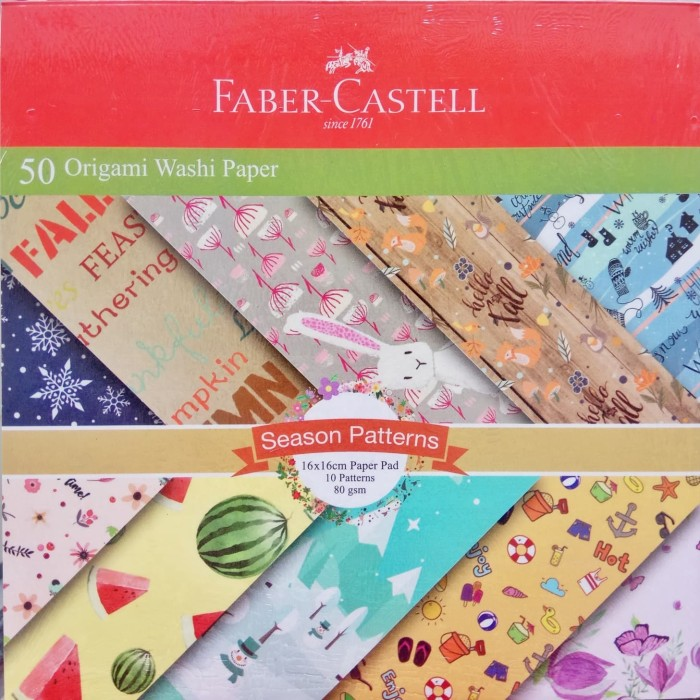 Gambar Faber Castell Origami