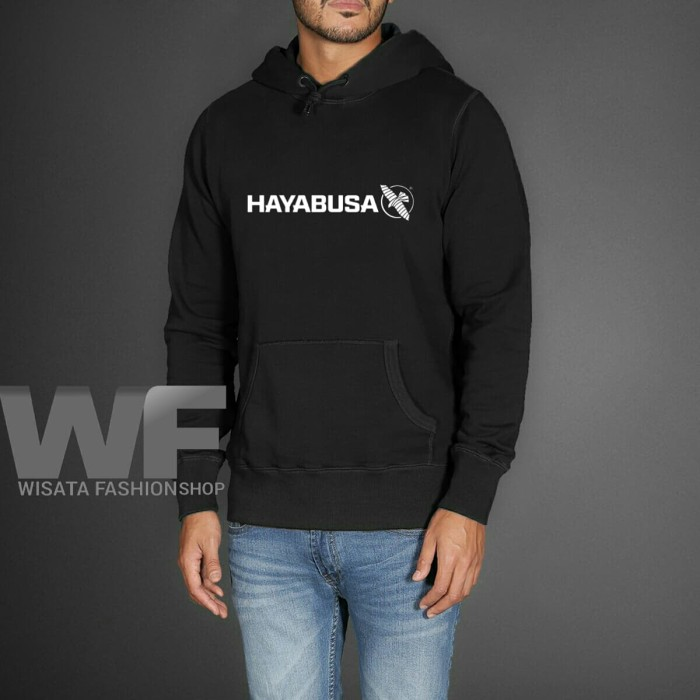 Hoodie Logo Hayabusa - Wisata Fashion Shop