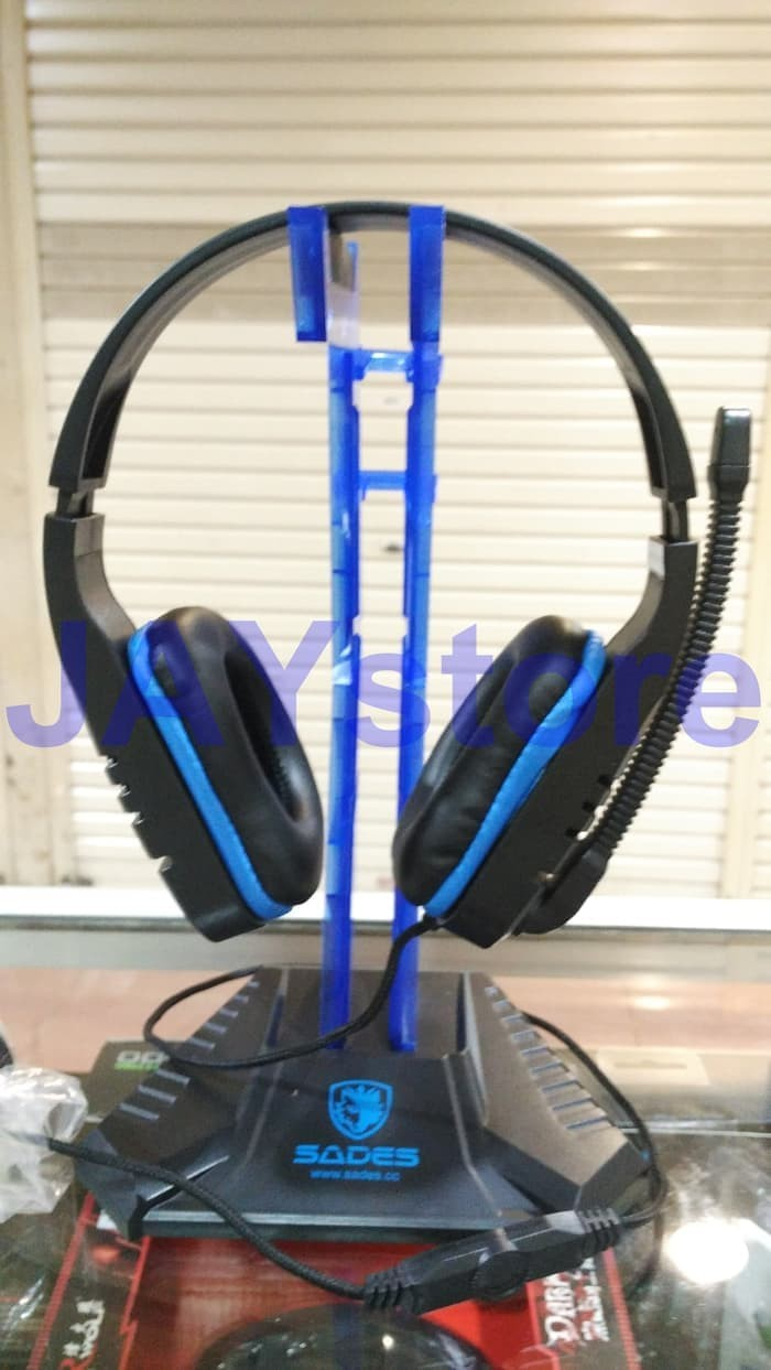 Headset Gaming Sades SA- 711 Chopper / Headphone gaming