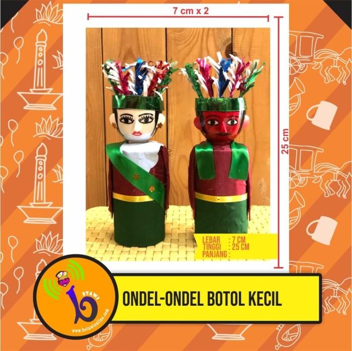 Jual Ondel Ondel Botol Betawionline Shop Tokopedia