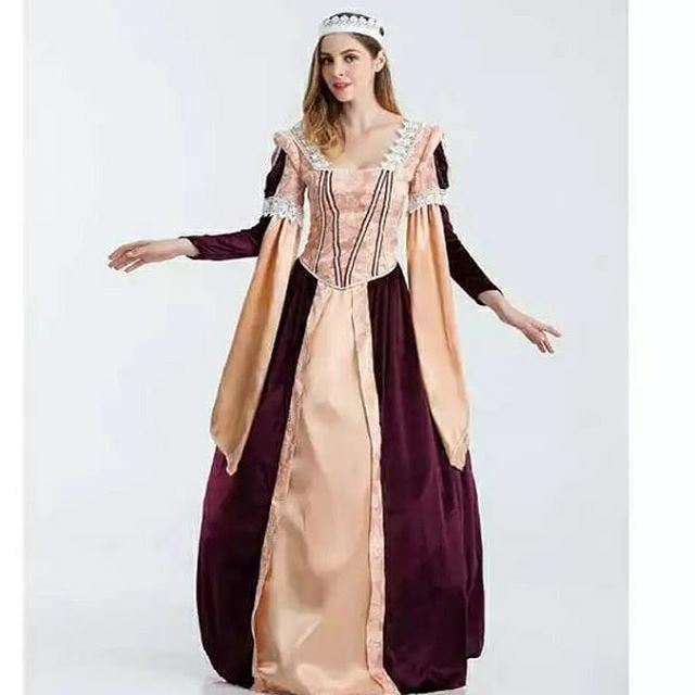 Jual Sewa Kostum Victorian Eropa Princess Kota Surabaya Mercy Land Tokopedia