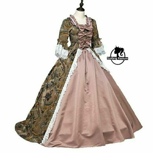 Jual Sewa Kostum Victorian Nonik Belanda Eropa Kota Surabaya Mercy Land Tokopedia