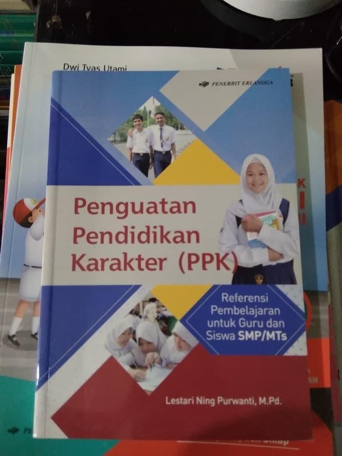 Jual Buku Original Penguatan Pendidikan Karakter Ppk Untuk ...