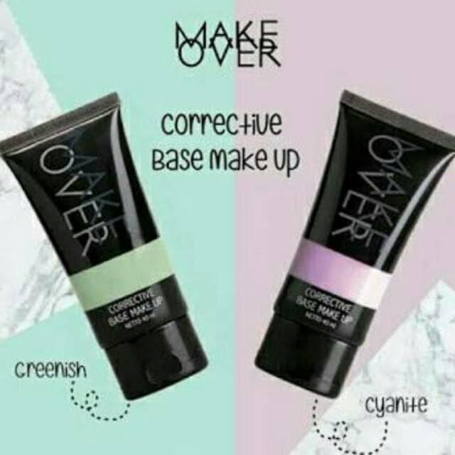 ... cyanite brownsvilleclaimhelp corrective · make over corrective base makeup ...