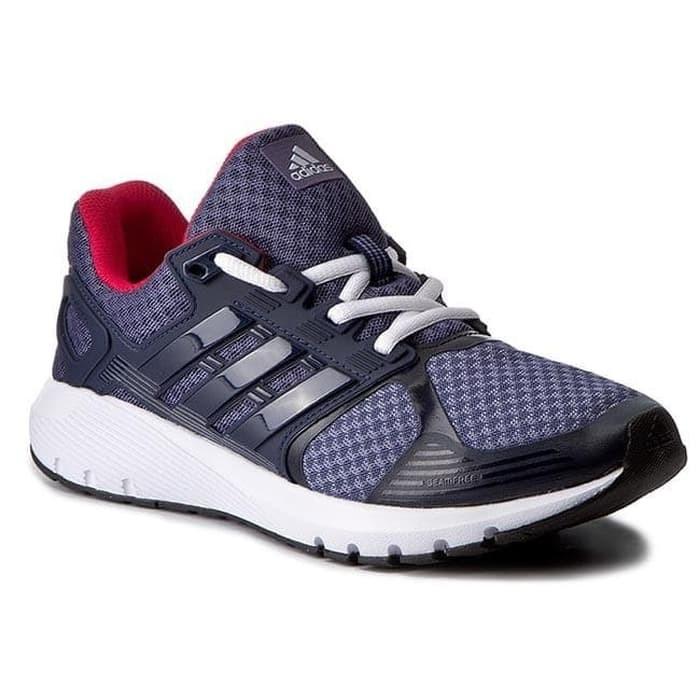 best website 9acd7 411b8 Adidas Sepatu Running Duramo 8 W Original BA8089