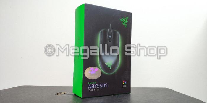 Jual Razer Abyssus Essential Chroma Gaming Mouse Hitam Megallo