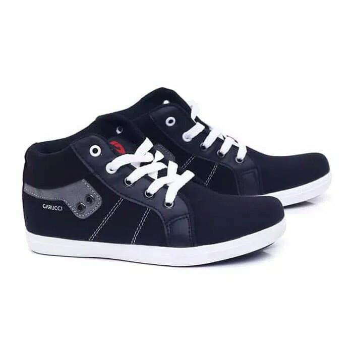 harga Terlaris - sepatu anak laki-laki cowok hitam - sepatu sekolah sd grc Tokopedia.com