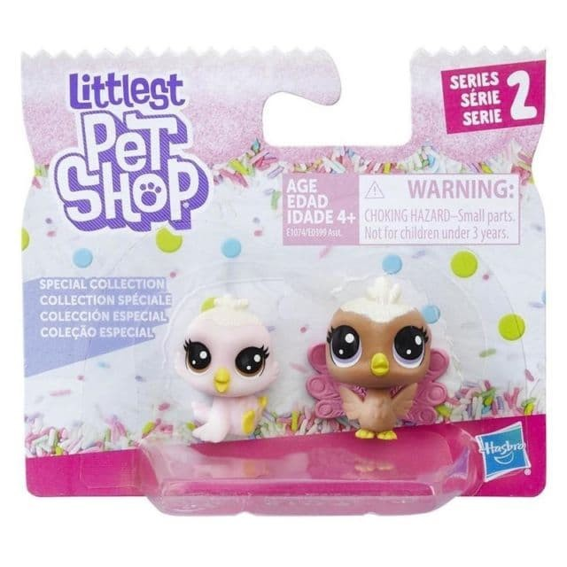 harga Littlest pet shop series 2 frosting frenzy birds Tokopedia.com