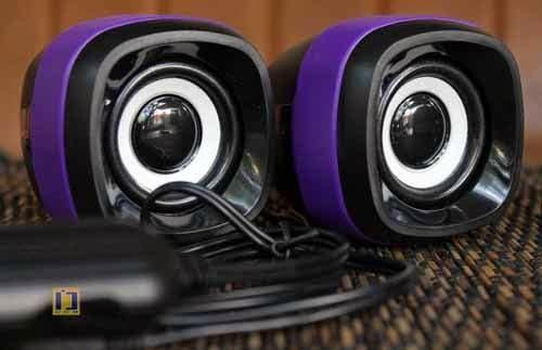 SPEAKER ADVANCE DUO 40 SPEAKER PC DAN LAPTOP