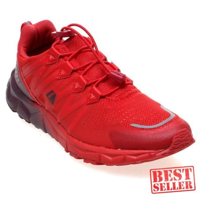 Jual Sepatu Olahraga - League Kumo 1.5 M Sepatu Lari Pria -Flame ... 3659d2ad25