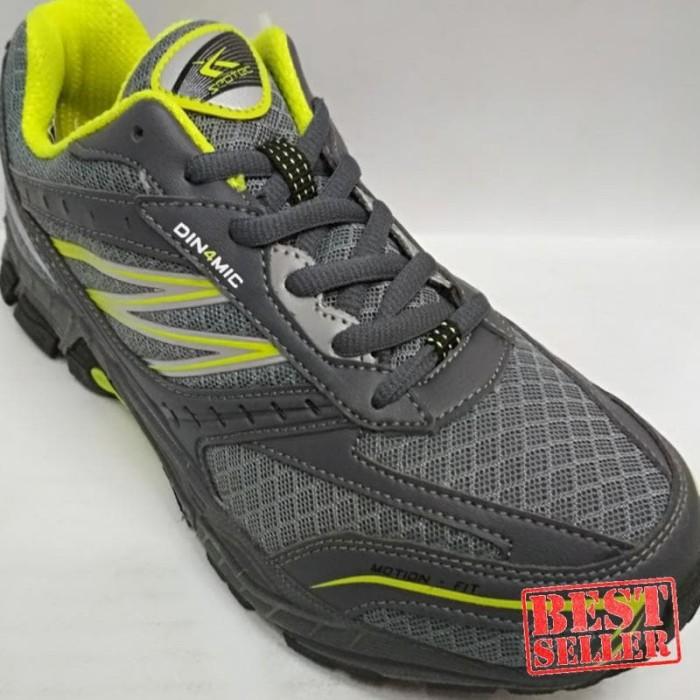Jual Sepatu Olahraga - Sepatu Running SPOTEC - DYNAMIC Grey Citroen ... be0b5c8bac