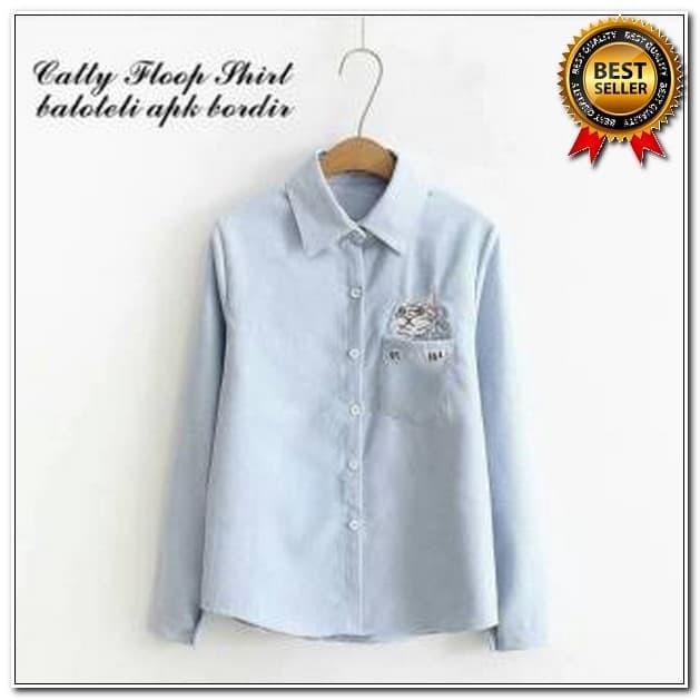 38 Lidi House Catty floop shirt - m01