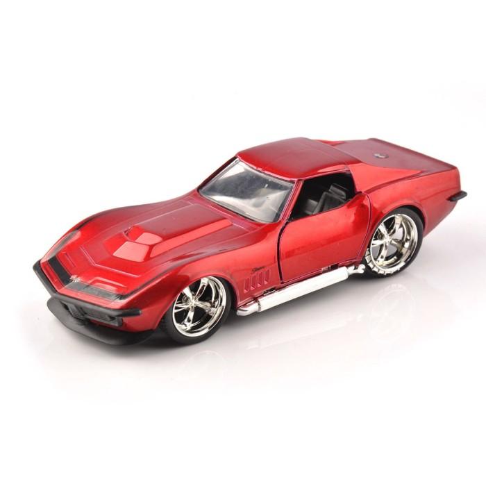 1969 Corvette Stingray >> Jual Diecast Mobil Sport Vintage 1969 Corvette Stingray Zl 1 Dki Jakarta Ye Zi Shop Tokopedia
