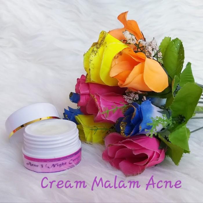 harga Cream malam acne dr. widya / dr. widyarini skincare Tokopedia.com