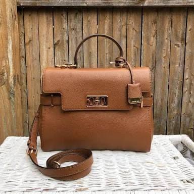 f75a78516650 Jual ready tas michael kors karson luggage medium satchel - Fityw ...