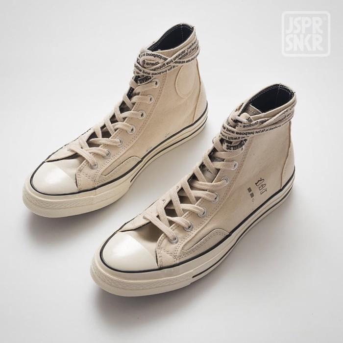 48a80439e00 Jual Midnight Studio x Converse All Star 70 High - Cream (Unisex ...