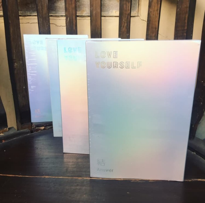 Foto Produk BTS - Repackage Album - Love Yourself [Answer] dari Dharu Elfshop