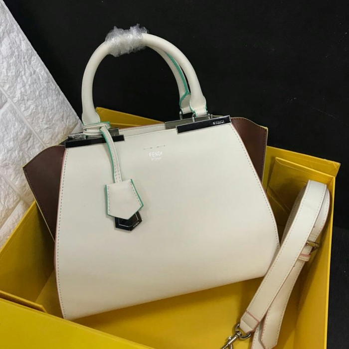 7c478ec41a5 Jual Fendi Three jours 2 tone - DKI Jakarta - rara bags | Tokopedia