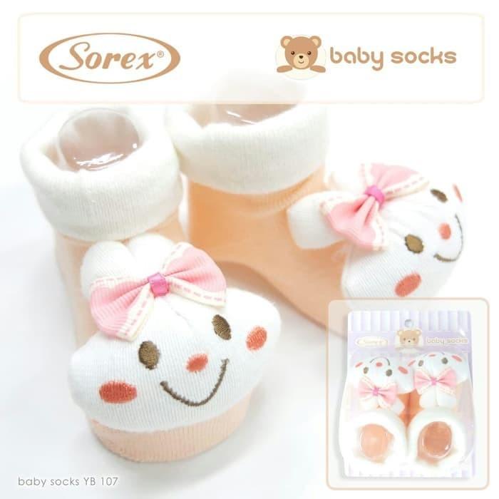 harga Sepatu bayi anti slip kaos kaki bayi boneka sorex yb107 Tokopedia.com