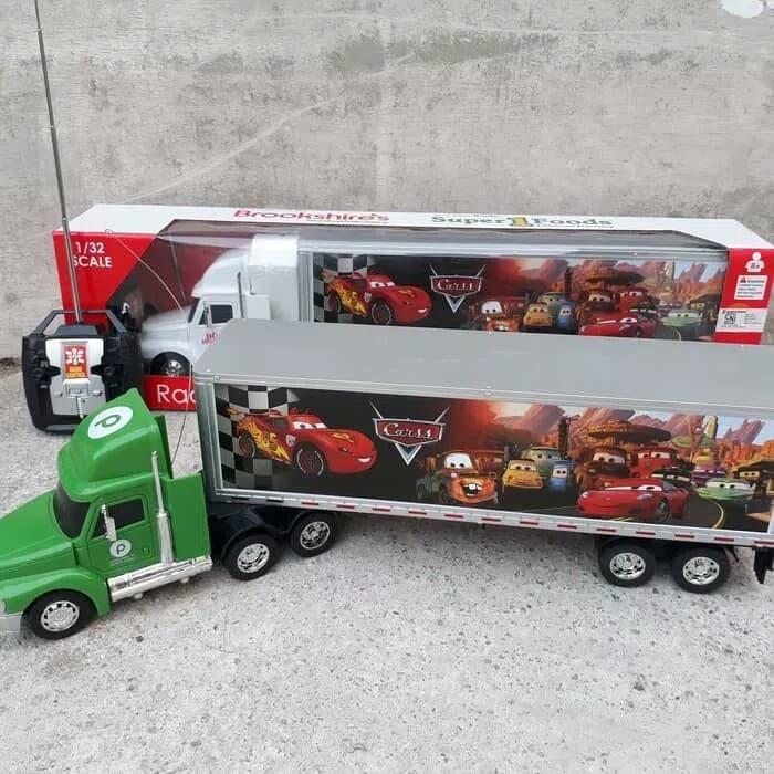 harga Rc truk kontainer ( mobil truck remote control trailer radio kontrol) Tokopedia.com