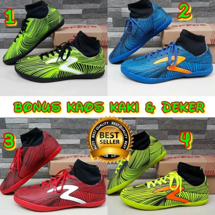 6 Merek Sepatu Futsal Keren Dengan Harga Terjangkau Bukareview