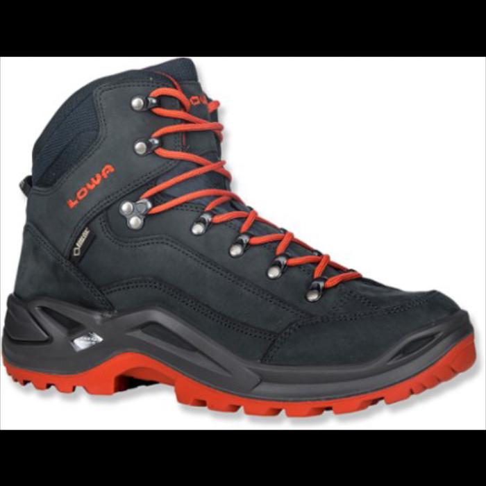 harga Sepatu gunung/hikking lowa renegade gtx mid original bukan salomon Tokopedia.com