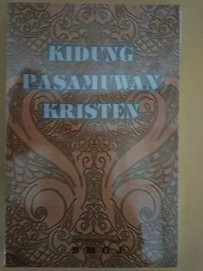 harga Kidung pasamuwan kristen - buku nyanyian bahasa jawa Tokopedia.com