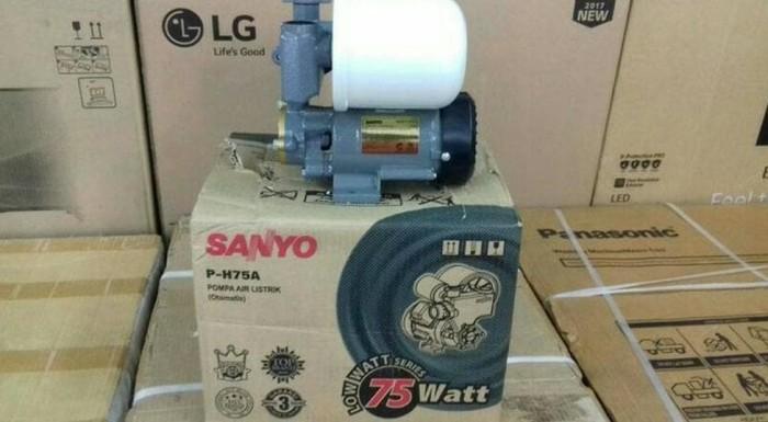 POMPA AIR PENGDORONG SANYO LOW WATT P-H75A