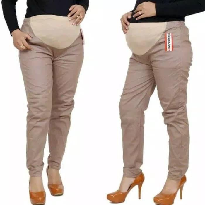 Jual Celana Kerja Ibu Hamil Legging Ibu Hamil Model Trendy Kota Surabaya Hoedafa Mart Tokopedia