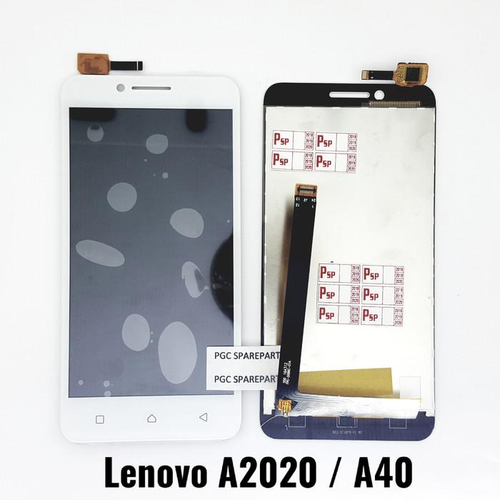 Jual Original OEM LCD Touchscreen Fullset Lenovo A2020 / A2020a40 / Vibe C  - Putih - Jakarta Timur - PGC Sparepart | Tokopedia