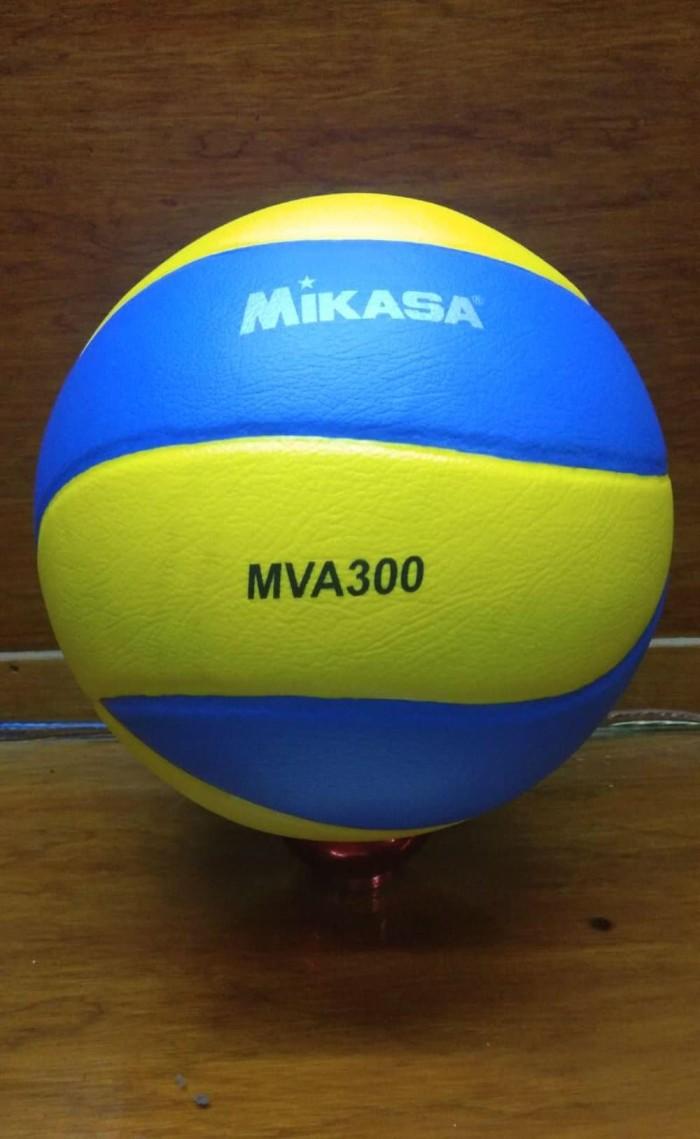 Jual Bola Voli Volley Mikasa MVA 300 Murah Diskon Jakarta Selatan Andi House