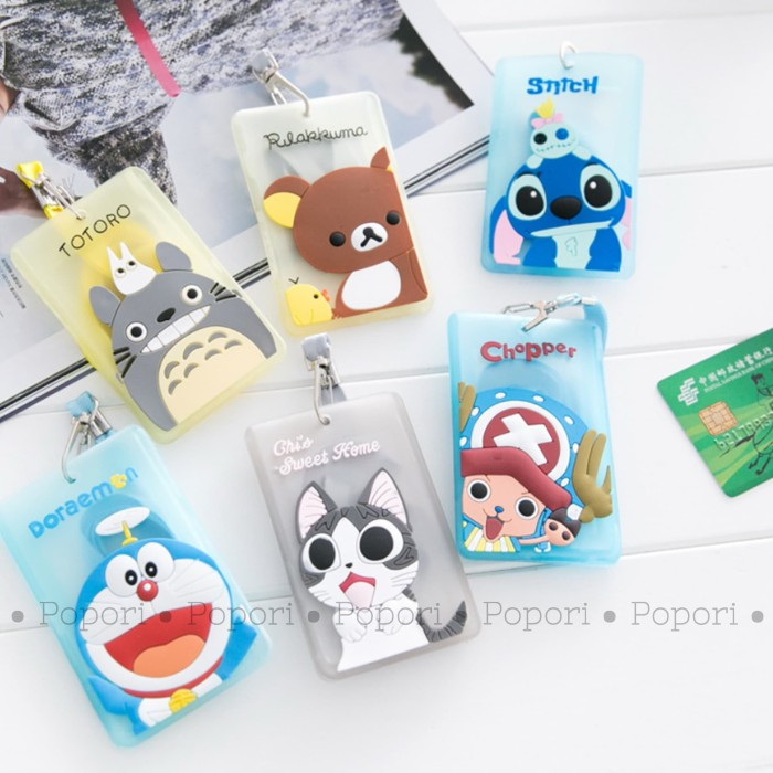 harga Name tag holder / id card / card holder anak & kantoran Tokopedia.com