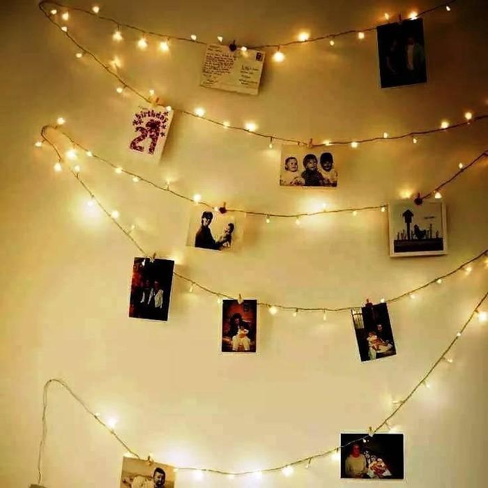 . lampu natal led - lampu led tumblr