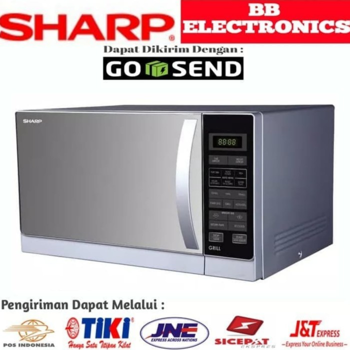 harga Microwave sharp r-728 (s)-in Tokopedia.com