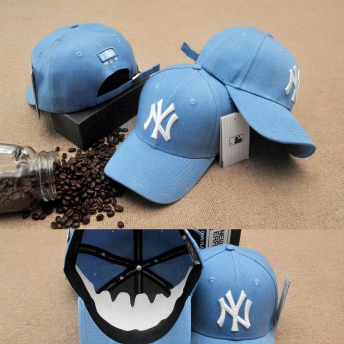 harga Topi original import / baseball ny mlb original import / hat Tokopedia.com