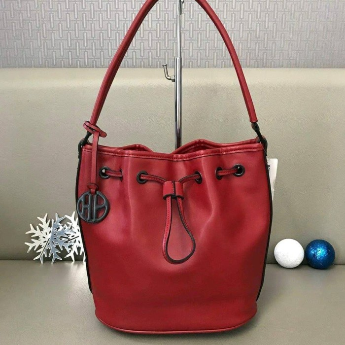 Jual Tas Hush Puppies Original HB 056 Red Murah - bursa shop  843e7b9dde