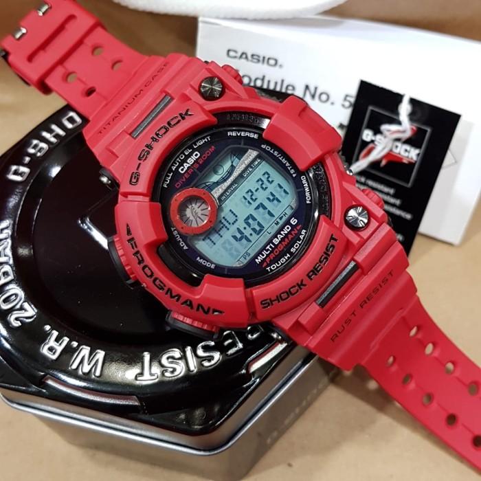Jual Jam Tangan Pria Casio G-Shock Frogman GWF 1000 B2 Original BM ... ea03a4736a