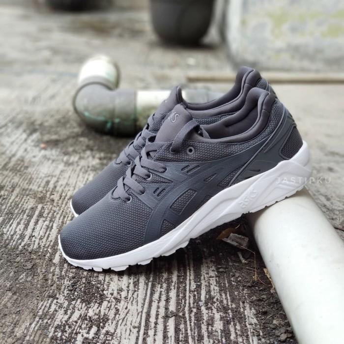 aanbod klassieke stijl prachtige stijl Jual Sepatu Asics Gel Kayano Trainer Evo Original BNIB - carbon, 46 - Kota  Depok - bliblibaju   Tokopedia