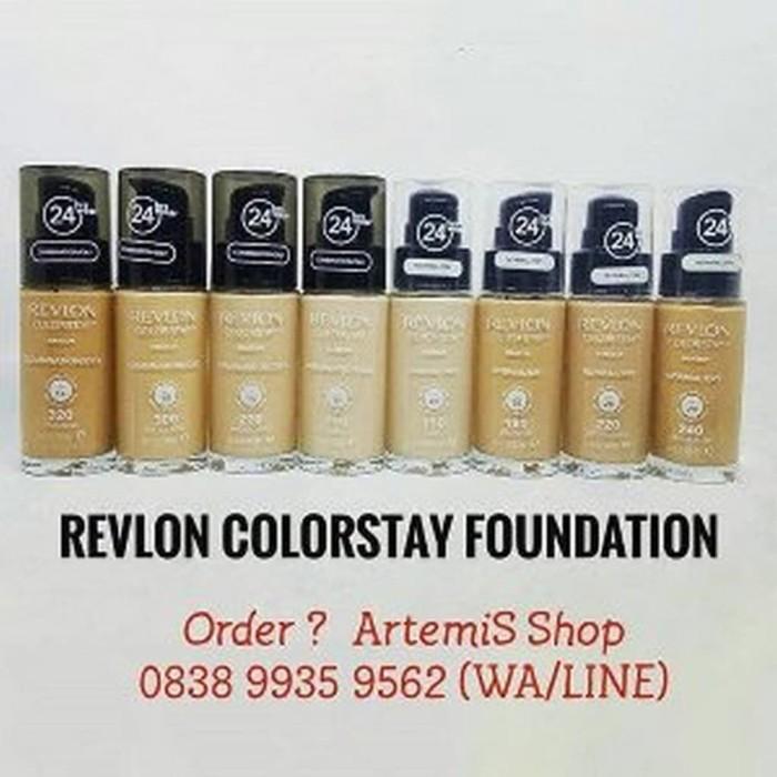 Info Revlon Colorstay Foundation Travelbon.com