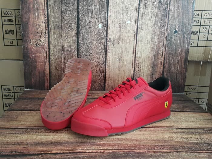 Segini Daftar Harga Sepatu Sneakers Puma Roma Terbaru 2018 ... ee17b1edd8